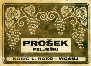 prošek-viganj