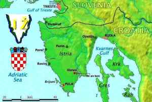(Map courtesy of istra-zivot.com)